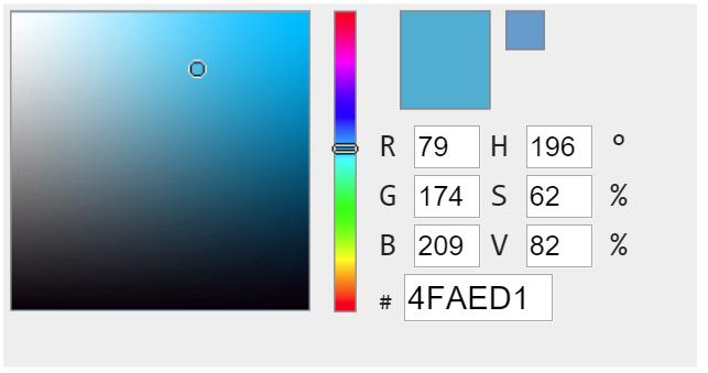 三星安卓6.0配色RGB