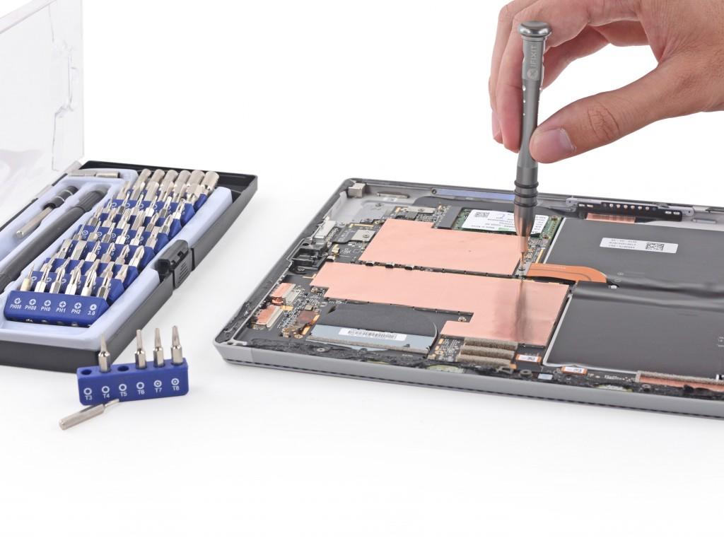 iFixit拆解Surface Pro 3