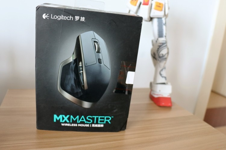罗技MX Master包装