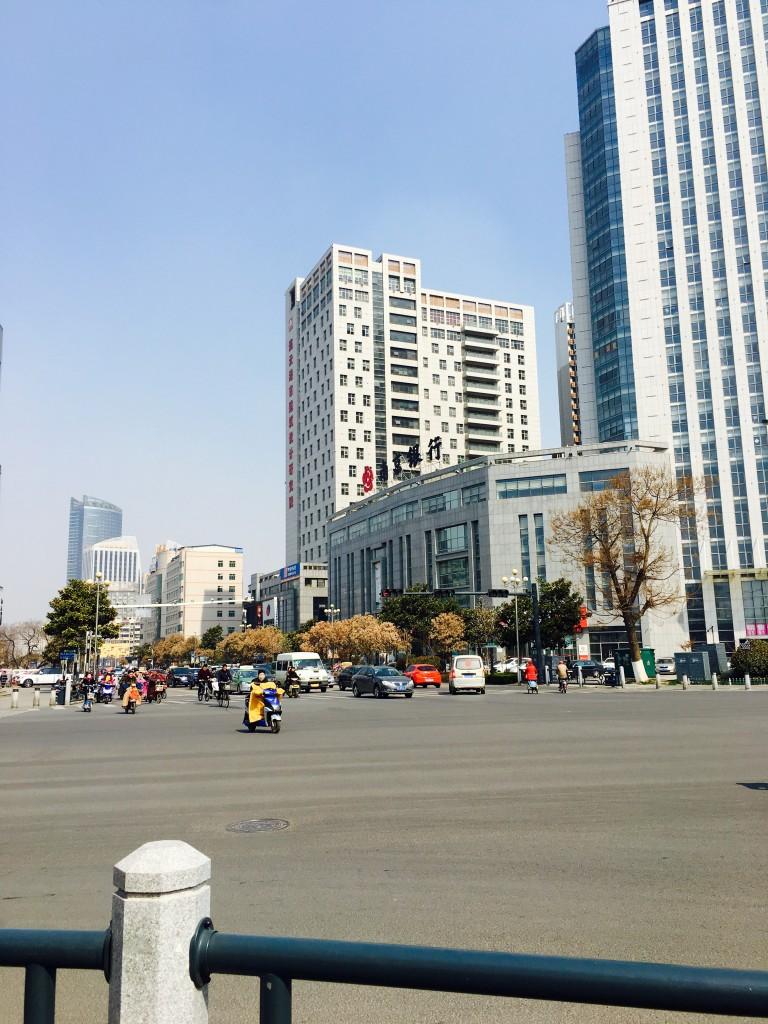 连云港街景
