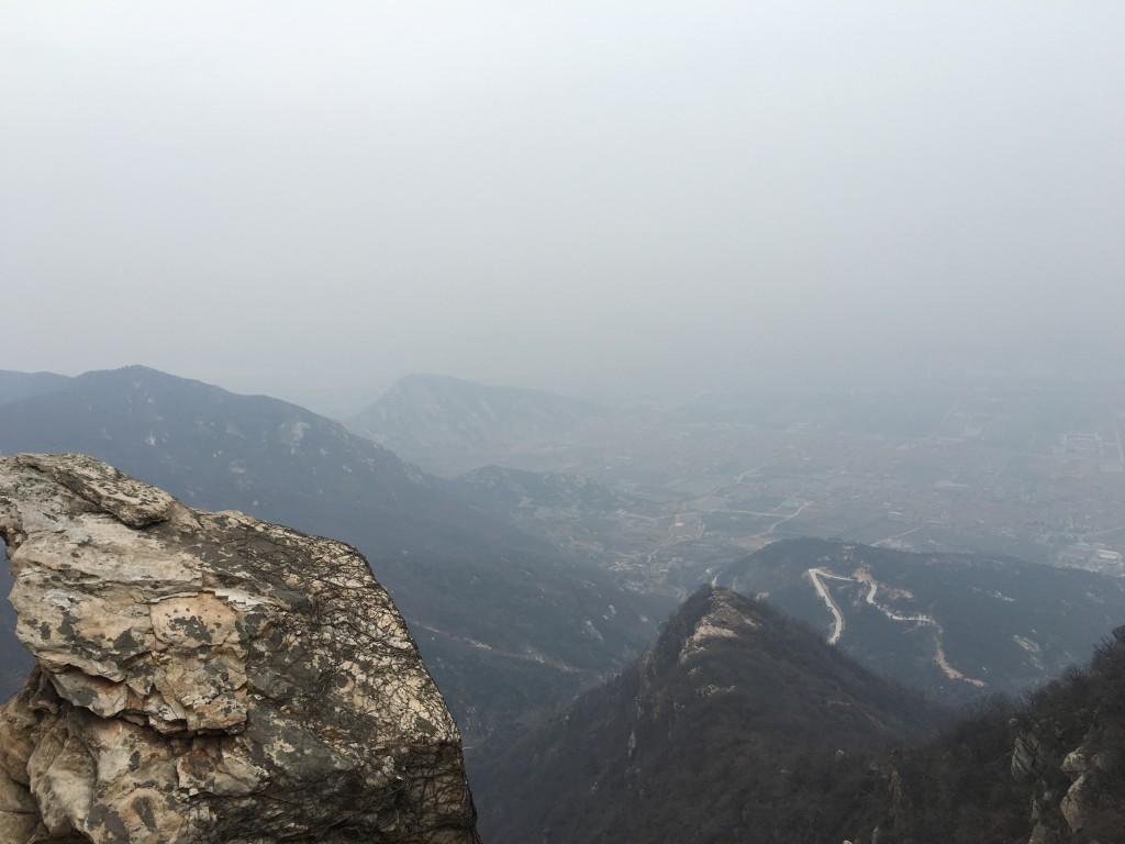 玉女峰风景