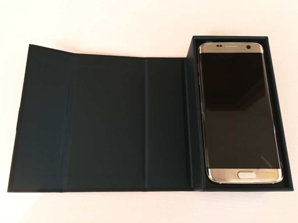 Galaxy S7 Edge包装