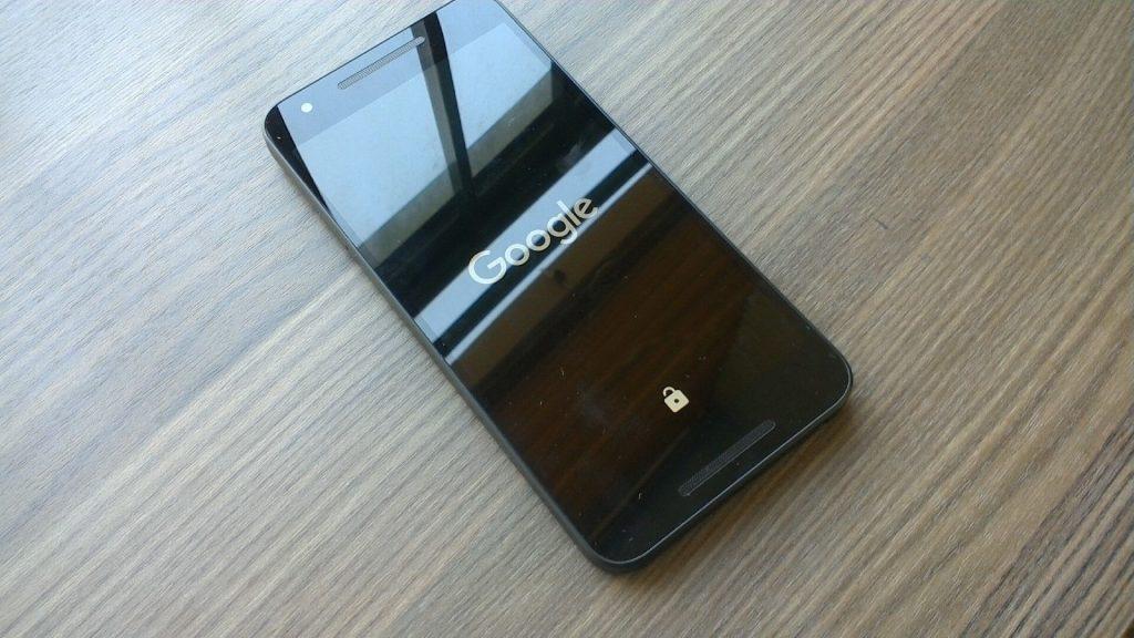 Nexus5x开机
