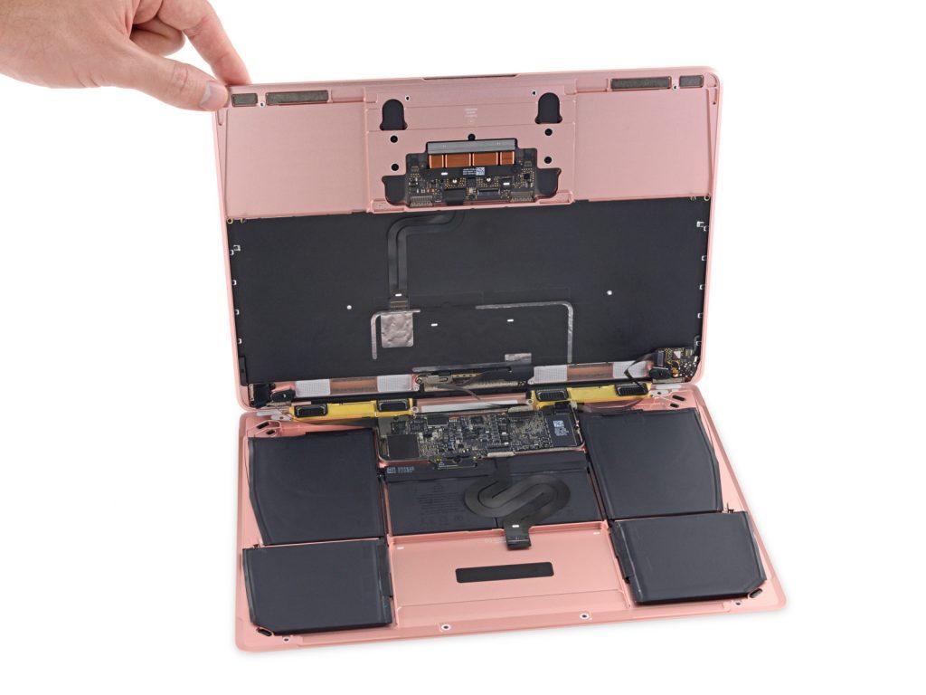 MacBook 12拆解
