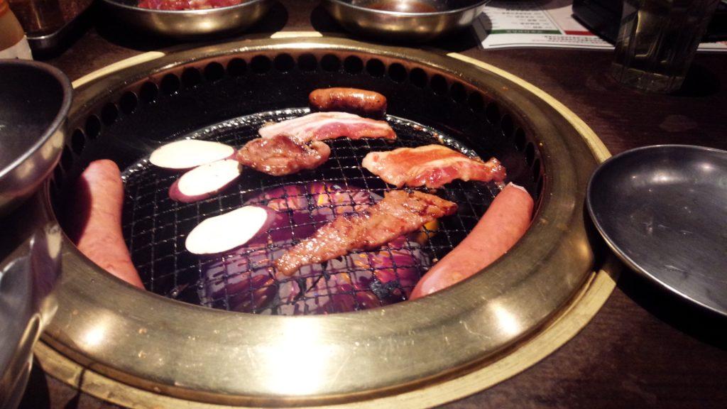 叫了一堆肉,吃的好饱......