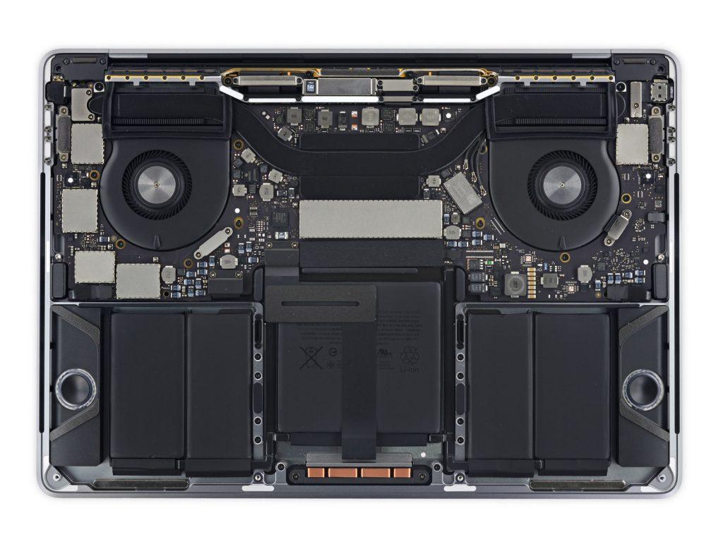 MacBook Pro 13拆解