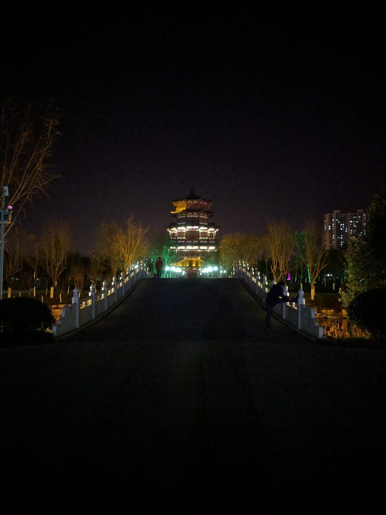 Pixel夜间拍摄样张