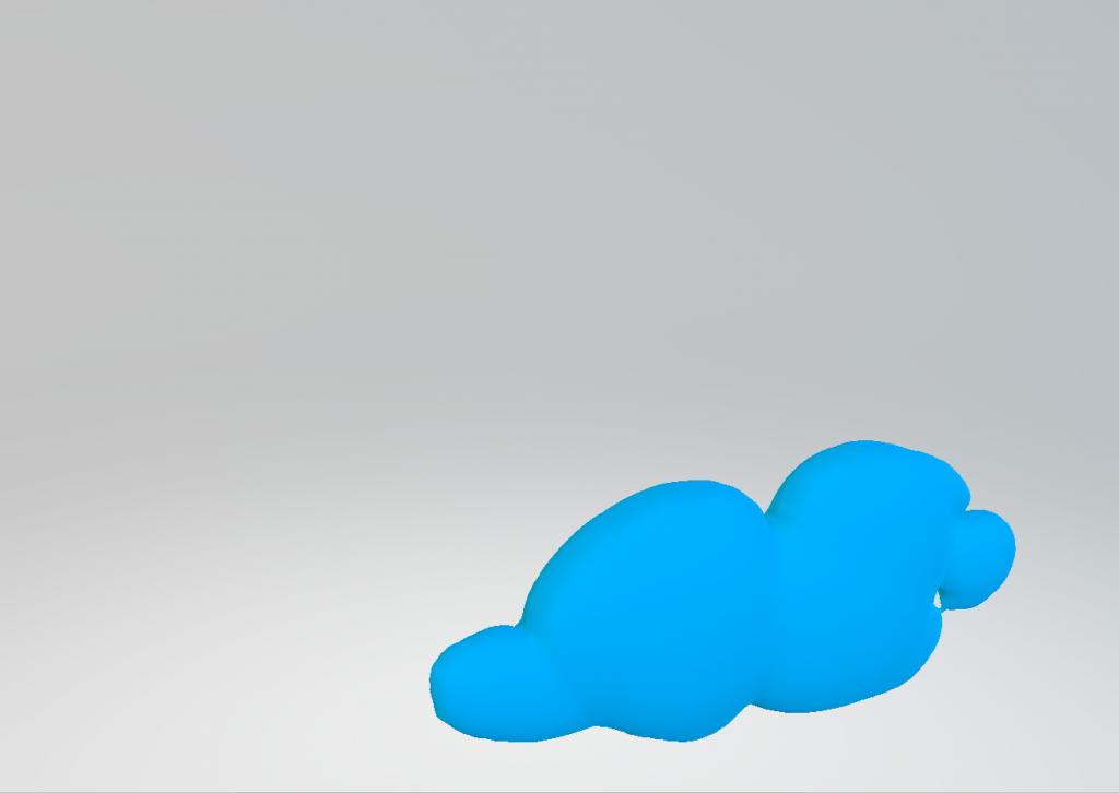 Paint3D-不规则3D图形2
