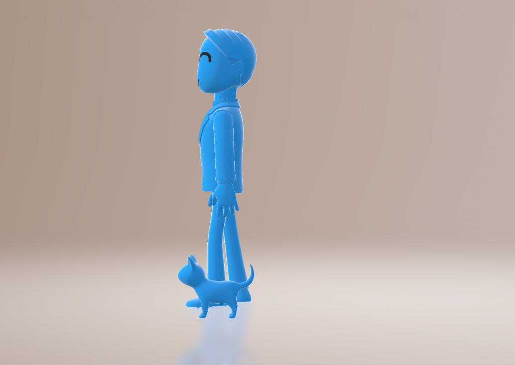 Paint3D-3D图形画笔演示预览角度2