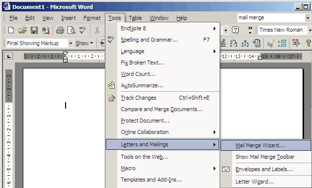 Office XP界面