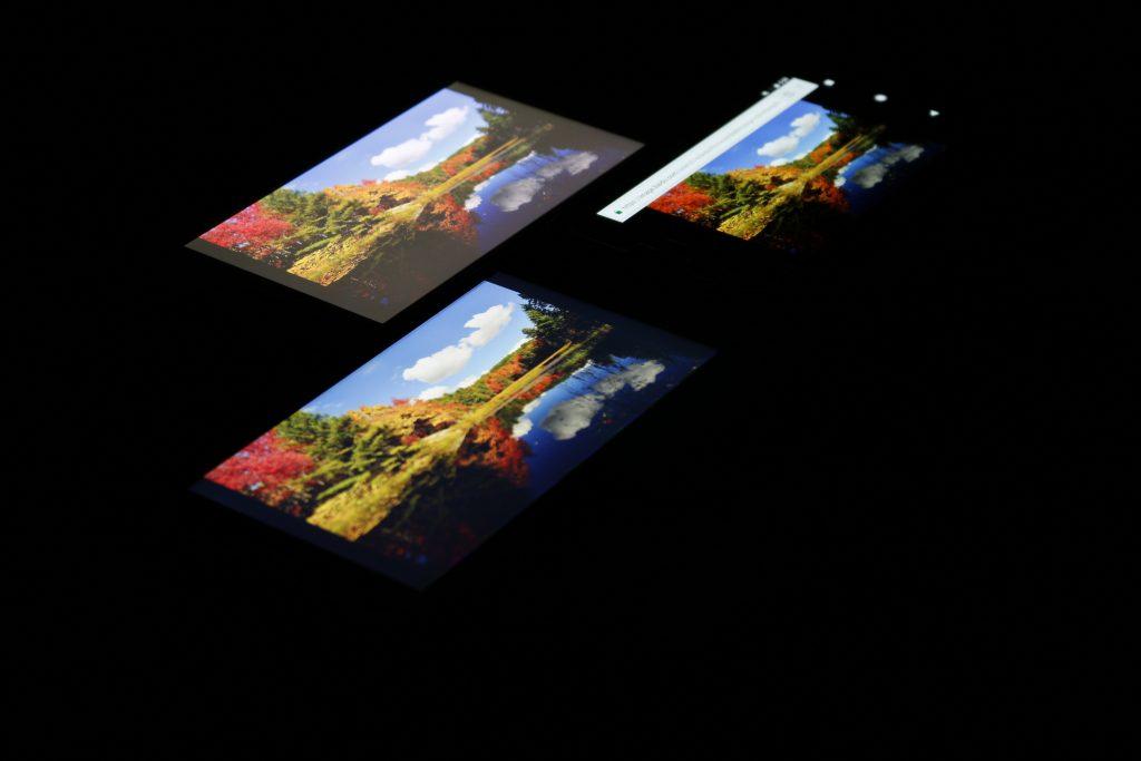 华为P10 Plus屏幕可视角度