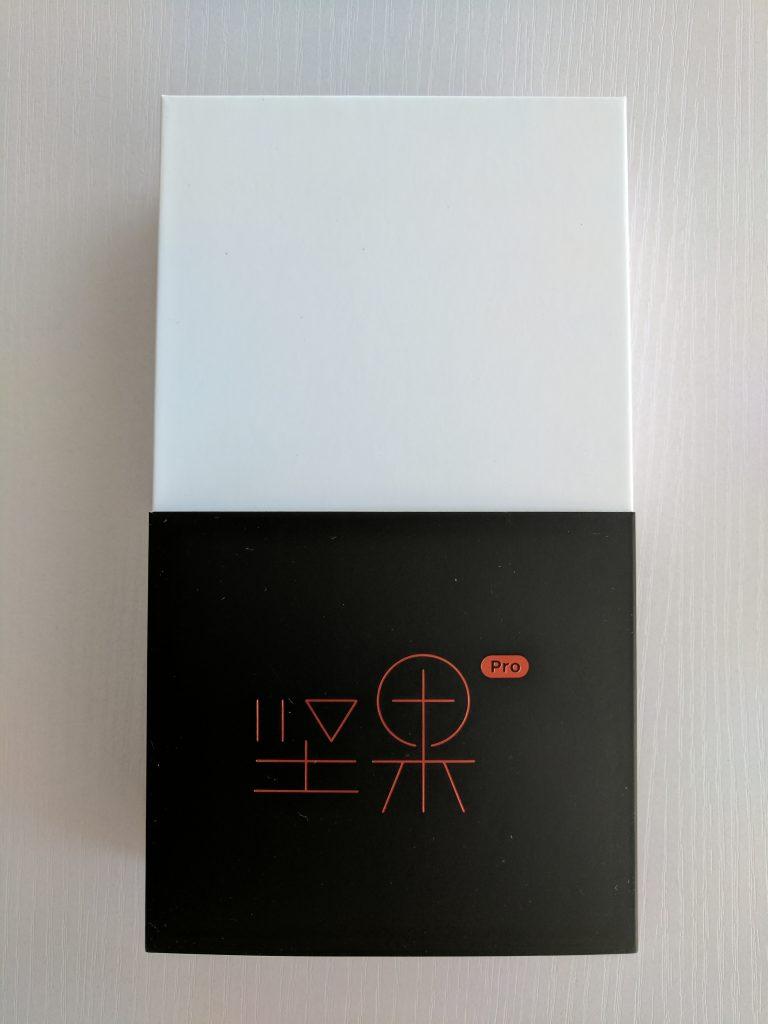 坚果Pro包装