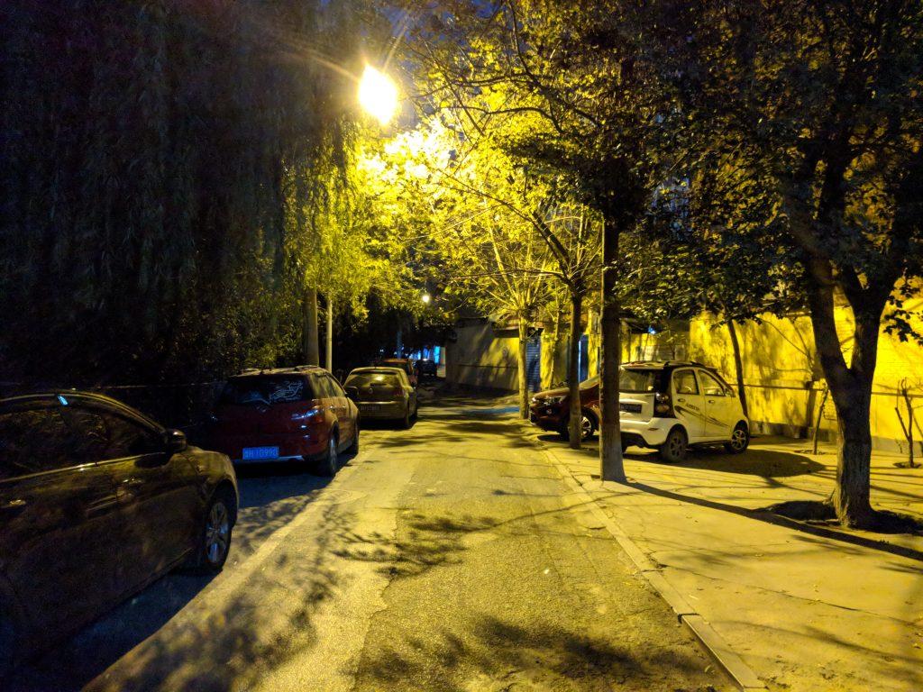 Pixel夜拍样张