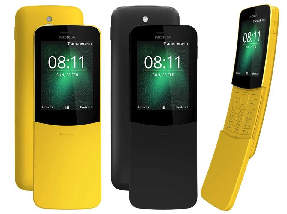 Nokia 8810复刻版