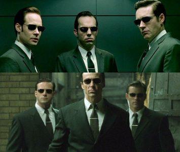 片中的Agent