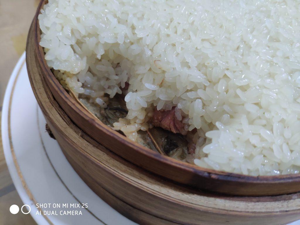 小米Mix 2s普通模式食物样张