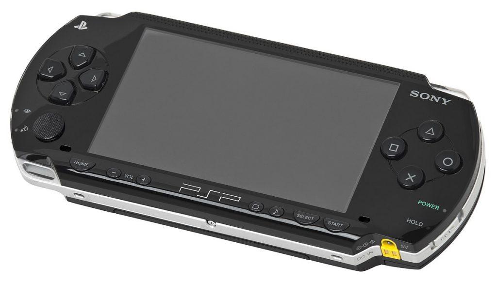 索尼PSP掌上游戏机
