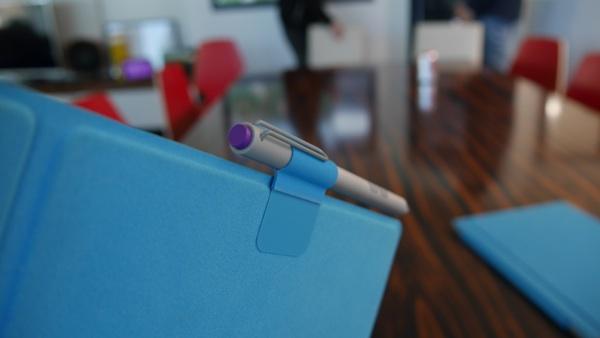 以往Surface手写笔收纳方式