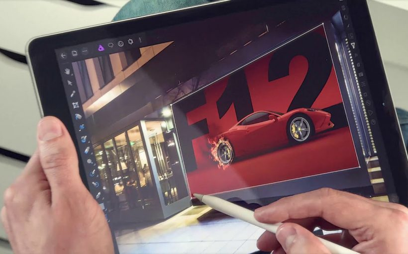 iPad版本Affinity Photo