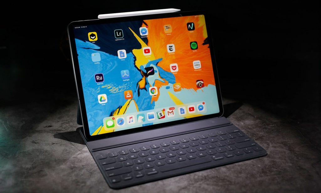 新一代iPad手写笔充电方式