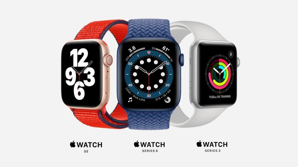 Apple Watch家族